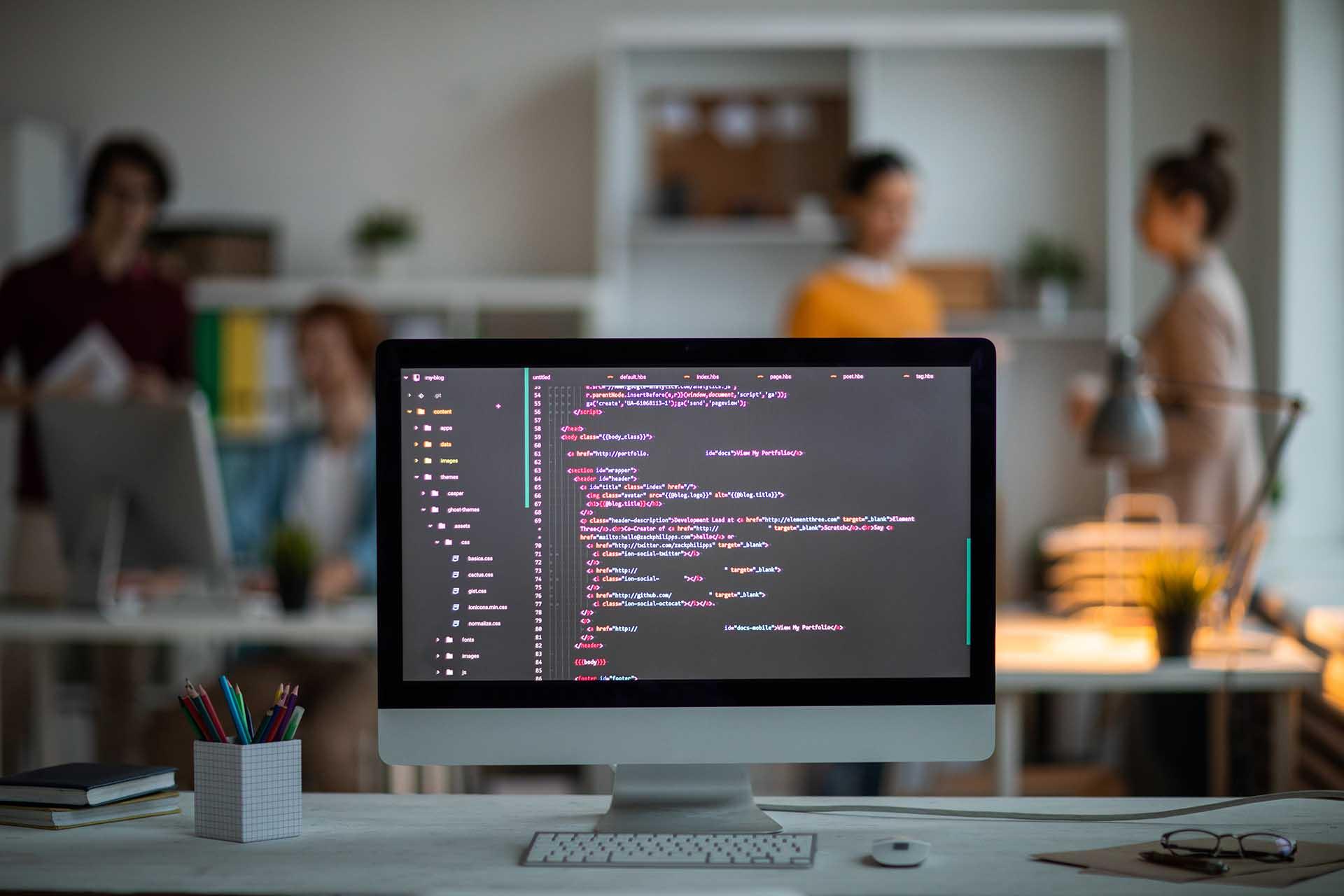 componentes software señalización digital