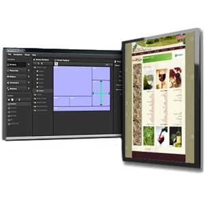 Aplicaciones interactivas para tótems, pantallas, atril táctil,...