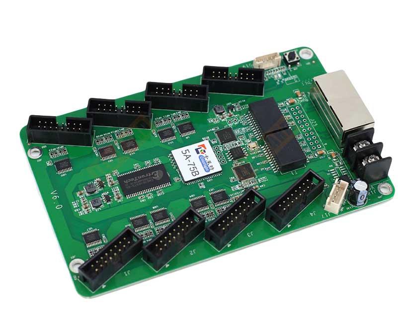 Tarjeta controladora de las pantallas LED