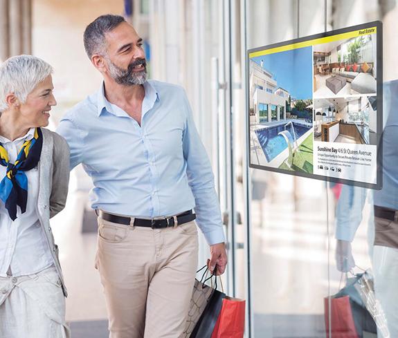 cateleria digital inmobiliaria